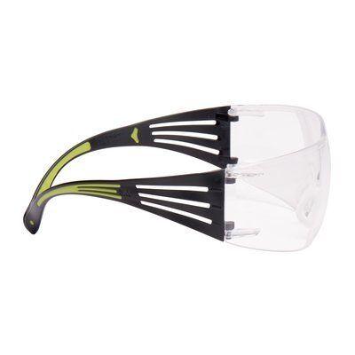 3M™ SecureFit™ Okulary ochronne, SF401 AS-AF, Przezroczyste soczewki-2