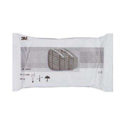 3M™ 6059 Pochłaniacz przeciw gazom i parom nieorganicznym, ABEK1-5