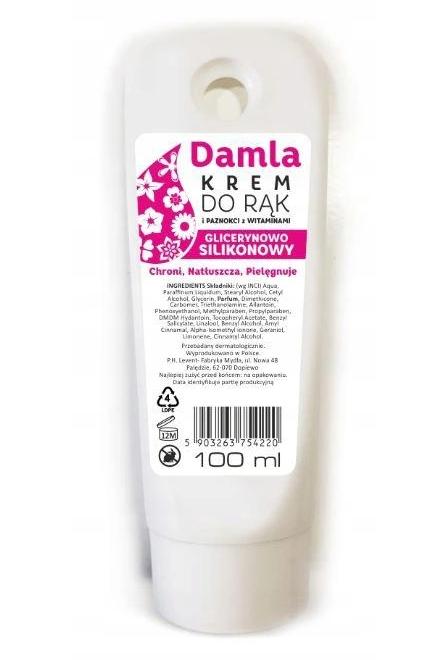 Glicerynowy Krem do rąk Dalma 100 ml