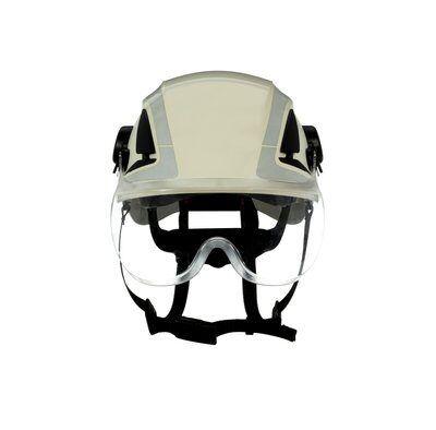 3M SecureFit Hełm ochronny, biały, z wentylacją, 1000V, X5001VE-CE-2