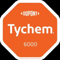 Kombinezon Tychem 6000 F ze skarpetami DUPONT