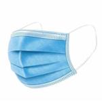 Maska 3-warstwowa medyczna TYP-II R Vat 8% - 50 sztuk