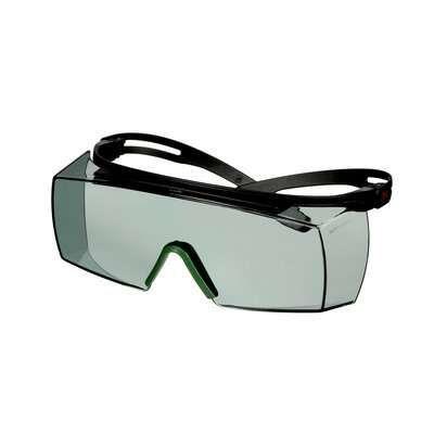 3M Okulary ochronne nakładkowe Securefit 3700 szare SF3717AS-BLK