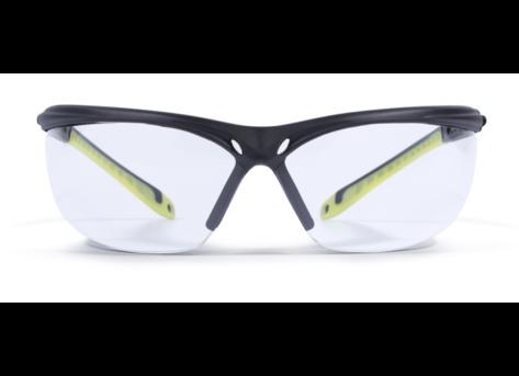 Okulary ochronne bezbarwne ZEKLER 45 HC art. 380600452