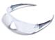 Okulary ochronne bezbarwne ZEKLER 31 HC/AF art. 380604504-1